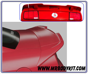 2005-2009 Mustang Roush 3PC Wing (PAINT OPTIONS)